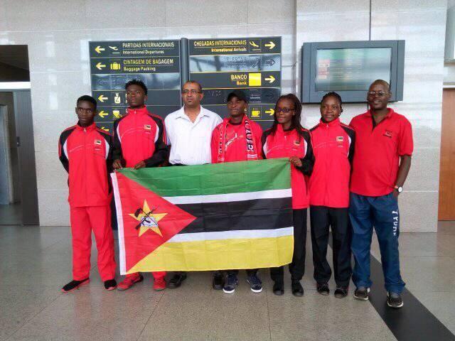 Moçambique sagrou-se, no domingo (21), campeão africano de voleibol de praia na categoria de sub-19 em masculinos