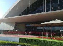 O largo dos CFM, na cidade da Beira, acolhe, esta manhã, o velório de Afonso Dhlakama. A cerimónia vai contar com a presença do Chefe do Estado, Filipe Nyusi