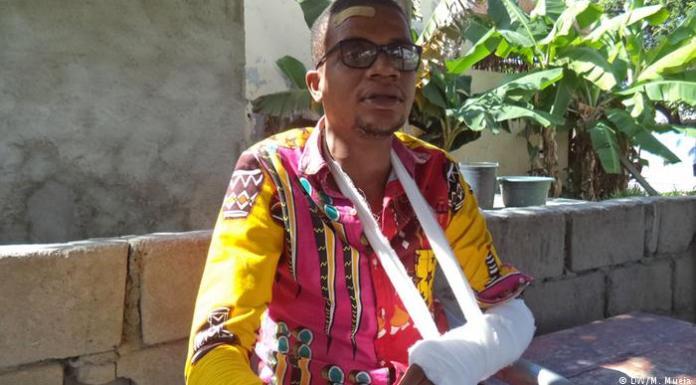 Jonathan Suleimane,membro da RENAMO desaparecido há uma semana em Quelimane, reapareceu na madrugada deste sábado (19.05), depois de alegadamente ter sido