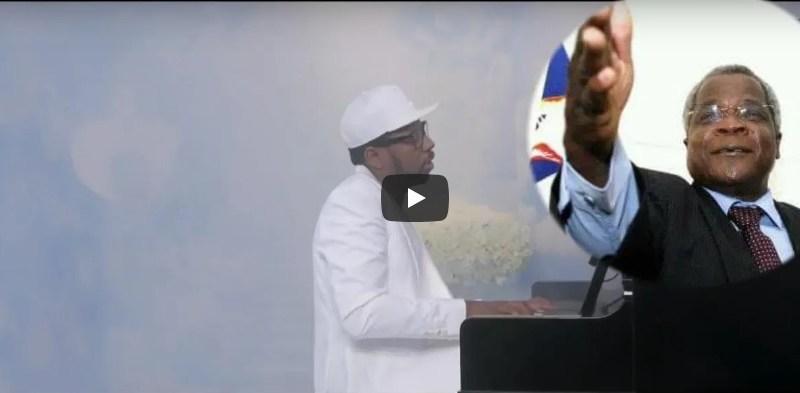 Assista o vídeo da linda homenagem de Ziqo ao líder do maior partido da oposição em Moçambique, Afonso Dhlakama, a Renamo está de luto