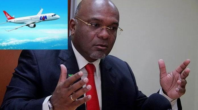 O ministro dos Transportes e Comunicações admitiu que a demissão do Conselho de Administração das Linhas Aéreas de Moçambique (LAM) ter sido precipitada