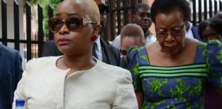 Josina Machel , filha de Graça Machel e Samora Machel, ganhou o prémio internacional dedicado a mulheres que tenham sofrido violência ou trauma