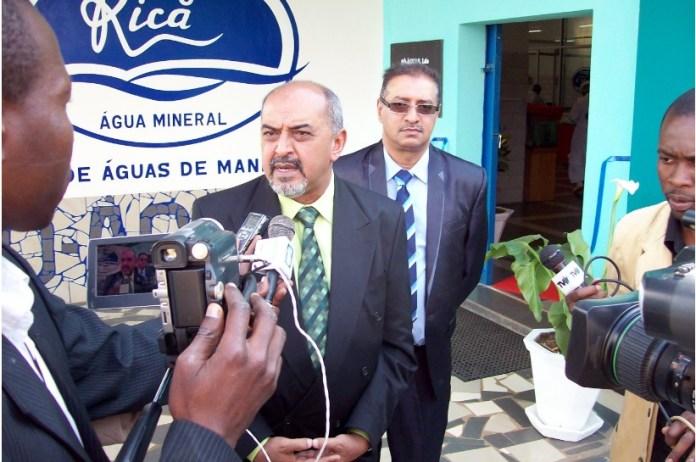 Um empresário foi raptado em Manica, por volta das 19h, desta sexta-feira, na sua residência, segundo noticia oJornal O País.