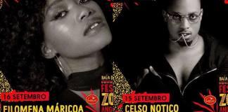 Após duras críticas por parte do apresentador moçambicano, Fred Jossias, no programa Batidas, a organização do festival Zouk Angola coloca dois cantores Moçambicanos