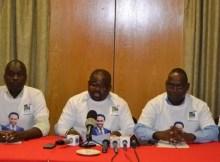 O grupo inclui o antigo chefe da bancada do MDM na Assembleia Municipal, Ismael Nhancúcue, Armando Paia, antigo mobilizador do MDM na Cidade de Maputo