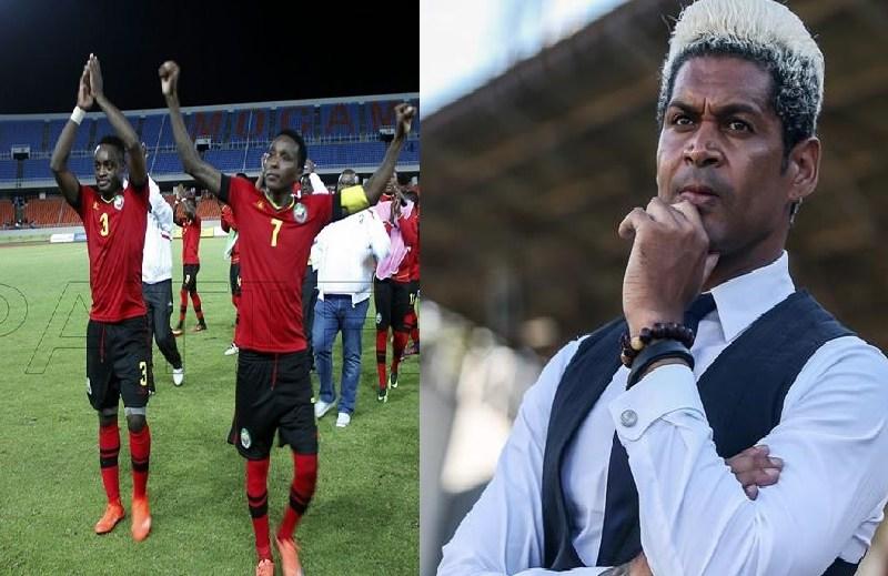 Moçambique e Guiné-Bissau empataram este sábado 2-2, em jogo do Grupo K de qualificação para a Taça das Nações Africanas de 2019, no Estádio do Zimpeto, em Maputo