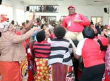 partido Frelimo ganhou apenas uma maioria relativa de apenas 29 mandatos na Assembleia Autárquica da Cidade da Matola, de um total de 59