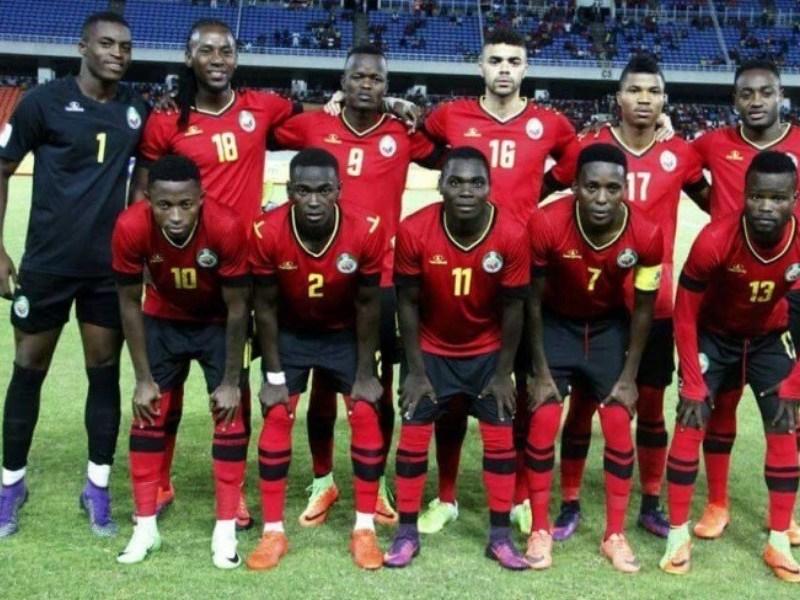 Moçambique até entrou pressionante na primeira parte, dispondo das melhores oportunidades, nomeadamente por Witi e Dominguez, sem acertar no alvo.