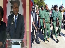 Nyusi aproveitou a ocasião para informar que no dia 6 de Outubro será oficialmente lançado o início efectivo do processo de desmilitarização, desmobilização e reintegração dos homens armados da Renamo