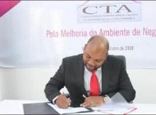 Faizal António foi empossado ontem, terça-feira, Vice Presidente do Pelouro de Turismo para o Subsector da Cultura, uma área que o empresário domina