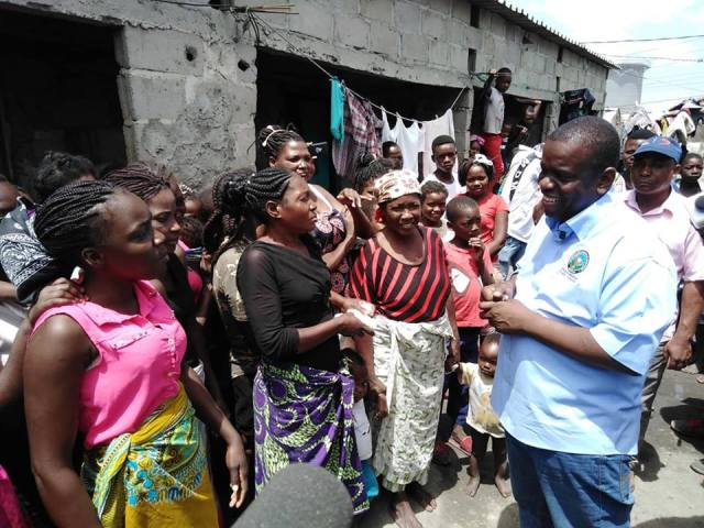 Além do bairro da Munhava-Matope, o Movimento Democrático de Moçambique escalou ainda ontem os bairros da Muxatazina e Nhangau.