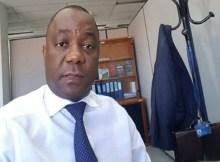 """O jornalista Élio Jonasse foi apresentado ontem como Director da Filial de Lichinga do Banco de Moçambique soube """"Portalmoznews"""" de fontes da instituição"""