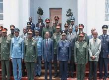 A partir de segunda-feira (25), onze oficiais oriundos da Renamo passaram a exercer cargos de chefia em diferentes ramos do exército moçambicano.