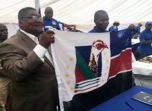 Foi na noite de ontem, 20 de Setembro, que roubaram a bandeira da Renamo que fora erguida no mercado central de Muecate, em Nampula,