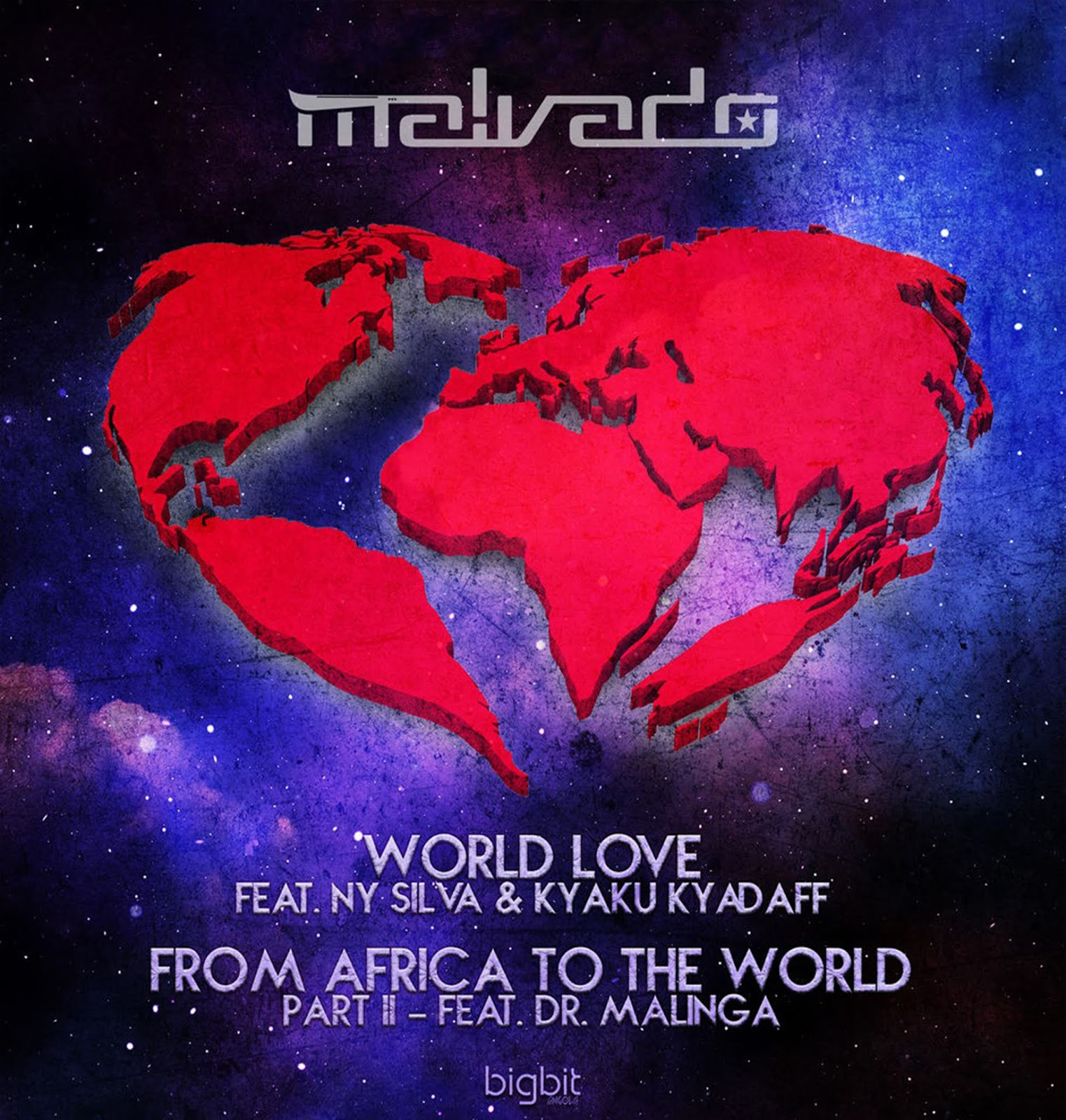 Dj Malvado – From Africa To The World (Pt. 2) (Original
