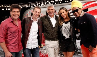 the voice equipe