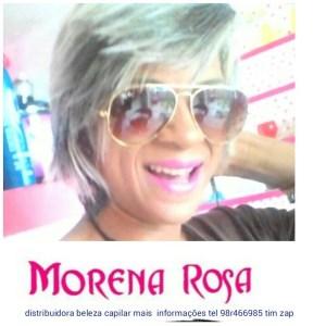 A você profissional de beleza que quer fazer parte desta grande família Studio Rosy Rocha e Morena Rosa pode ligar agora para 011 984466985, ou nossa FAN PAGE lembrando que o convite é feito para os profissionais de beleza da região de Taboão da Serra e Região.