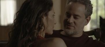 Joyce pede para que a a traição não seja mais assunto entre eles | Foto: TV Globo