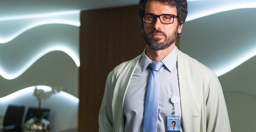 Eriberto Leão vive o personagem gay Samuel em O Outro Lado do Paraíso (Divulgação)