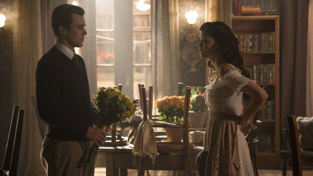 Vicente e Maria Vitória em Tempo de Amar