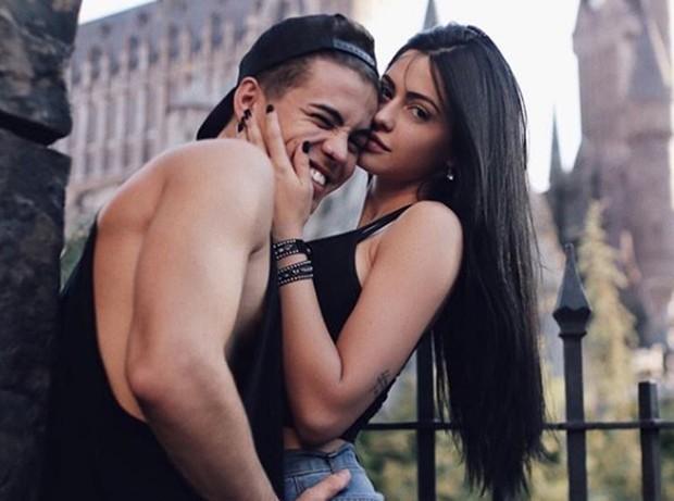 Biel e esposa, Duda Castro (Reprodução/Instagram)