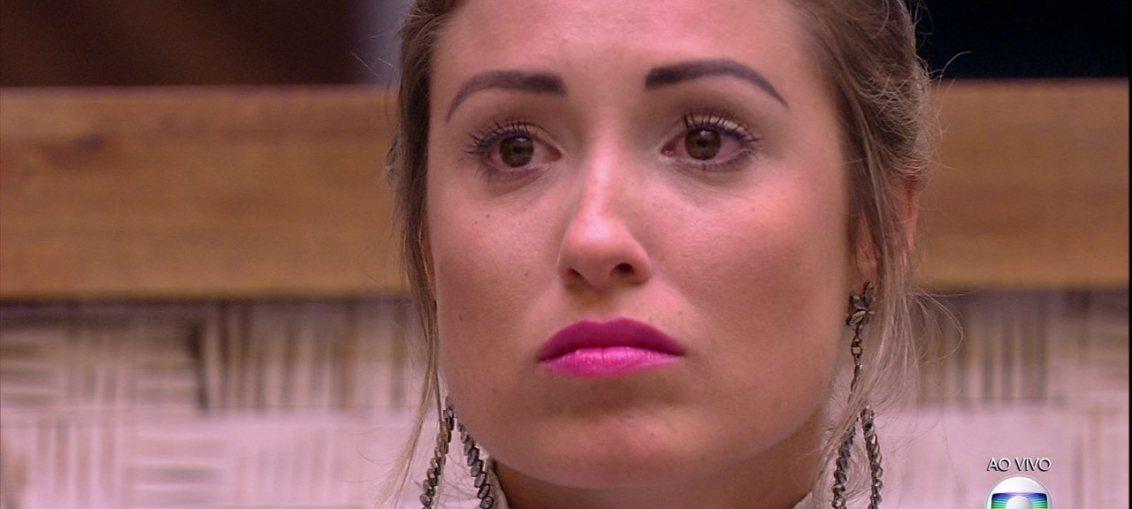 BBB18: Jéssica foi a eliminada desta terça (Reprodução/Globo)