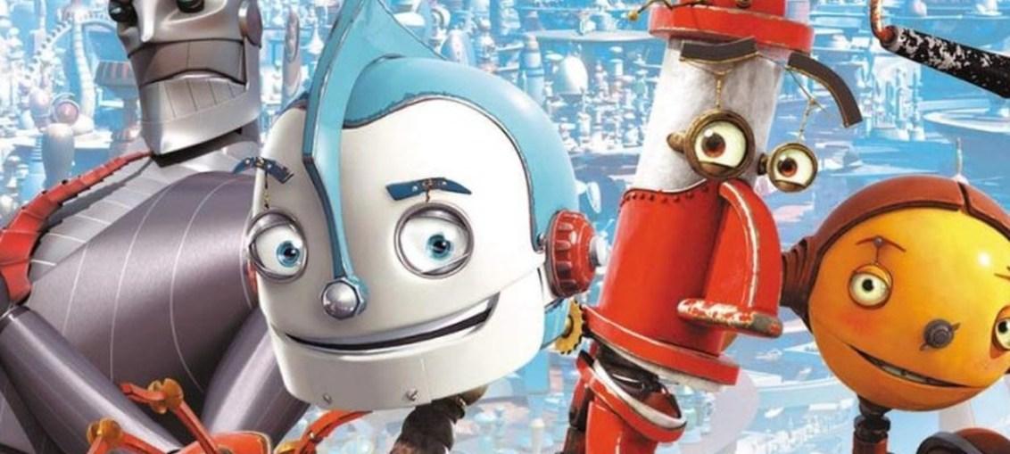 Robôs é o filme da Sessão da tarde dessa segunda (Foto: Divulgação)