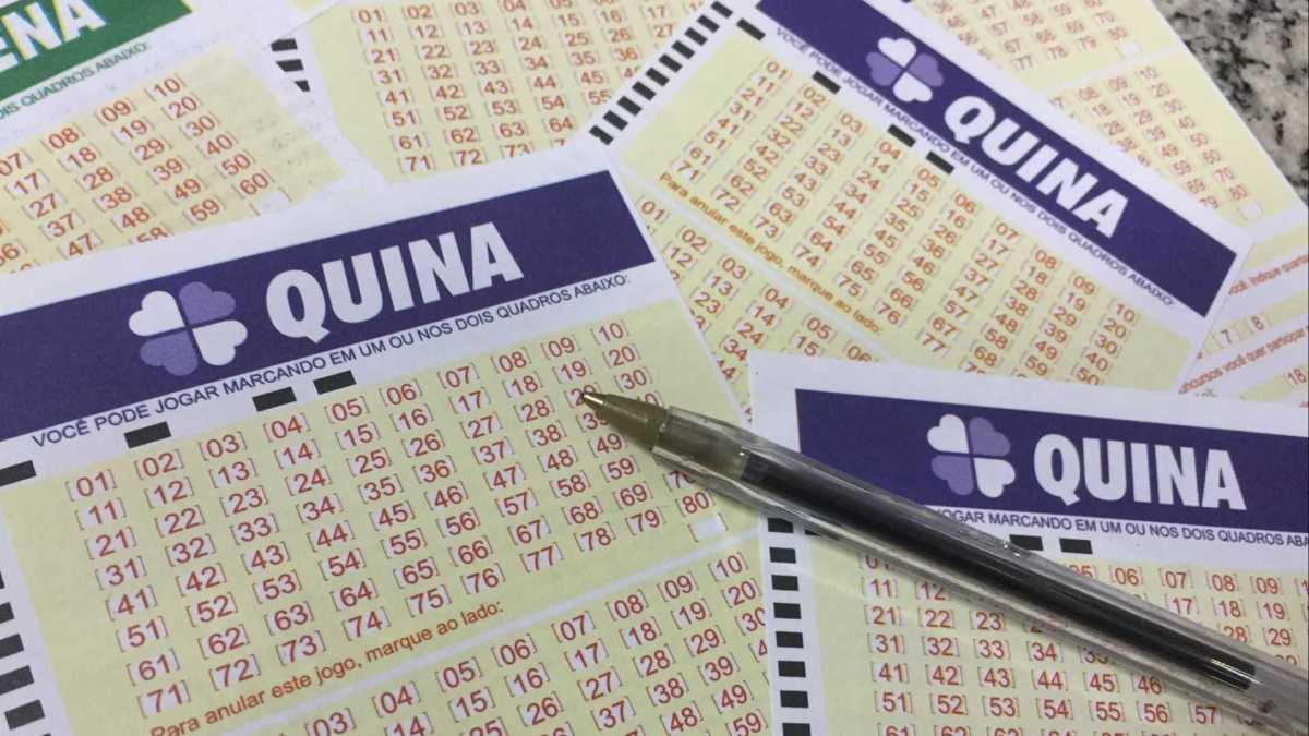 Confira o resultado da Quina de São João, concurso 4706 (23/06)