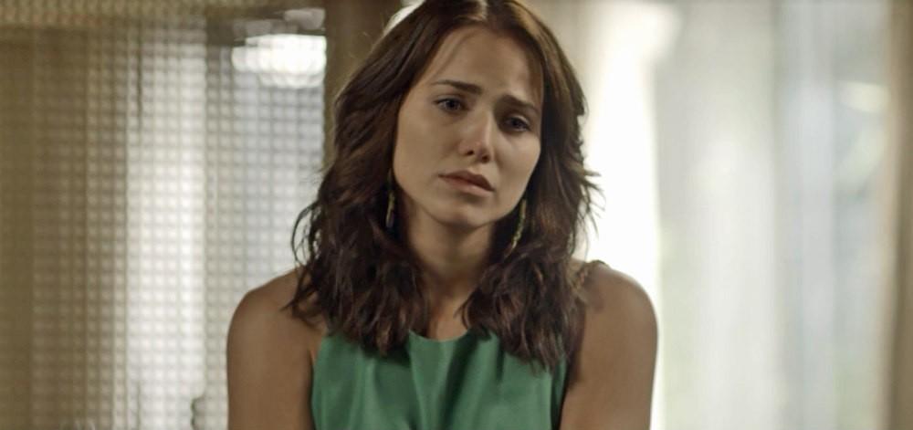 Rosa (Letícia Colin) em Segundo Sol