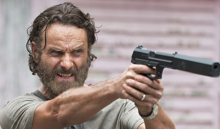 Andrew Lincoln protagonizou The Walking Dead por 9 temporadas (Divulgação/AMC)