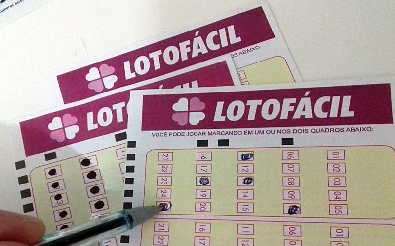 Lotofácil (Photo: Reproduction)