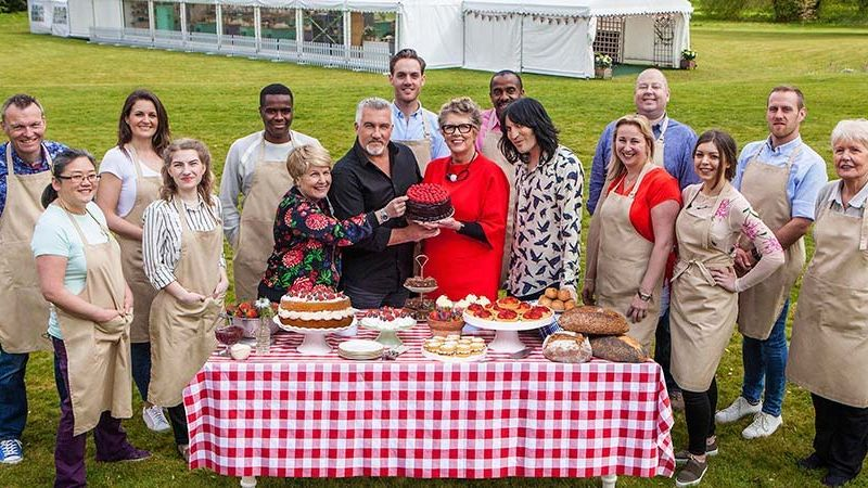 The Great British Baking Show, versão original do Bake Off Brasil (Divulgação/Channel 4)