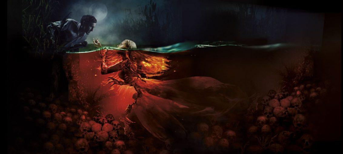 Resultado de imagem para A Sereia: Lago dos Mortos