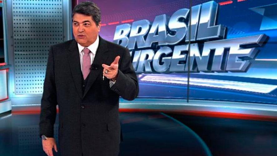 Ex-repórter do Brasil Urgente acusa datena de assédio sexual (Reprodução)