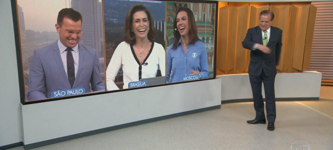 Bom Dia Brasil Será Encurtado E Jornais Locais Ganham Espaço