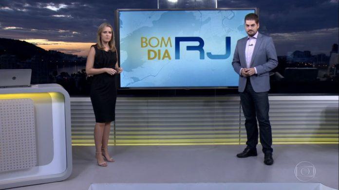 globo comete gafe e surpreende apresentadores do bom dia rio27472 Apresentador Do Bom Dia Rio #1