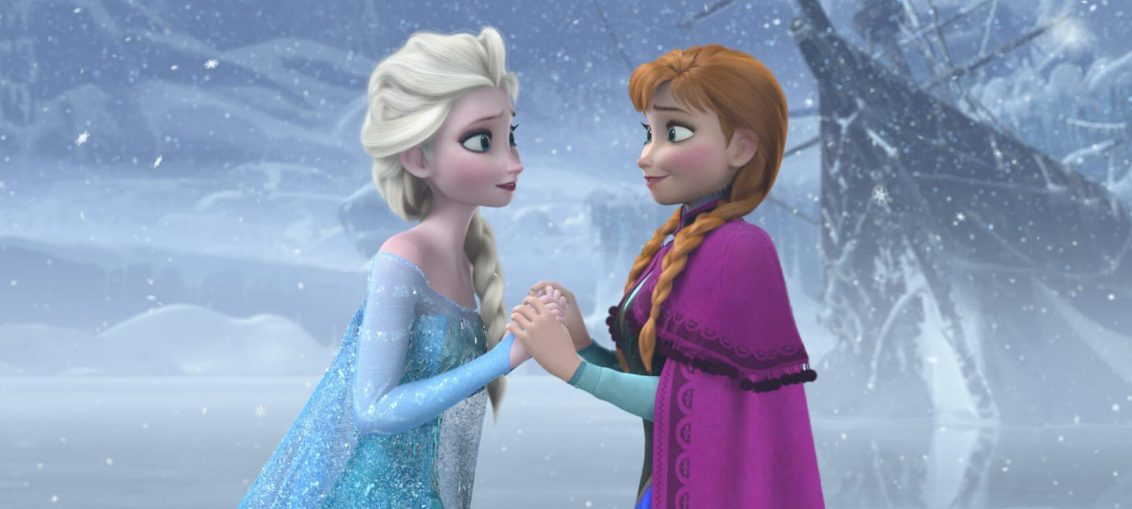 Frozen: An Adventure in Frost is the star of the Film Especially, to the World (Playback)