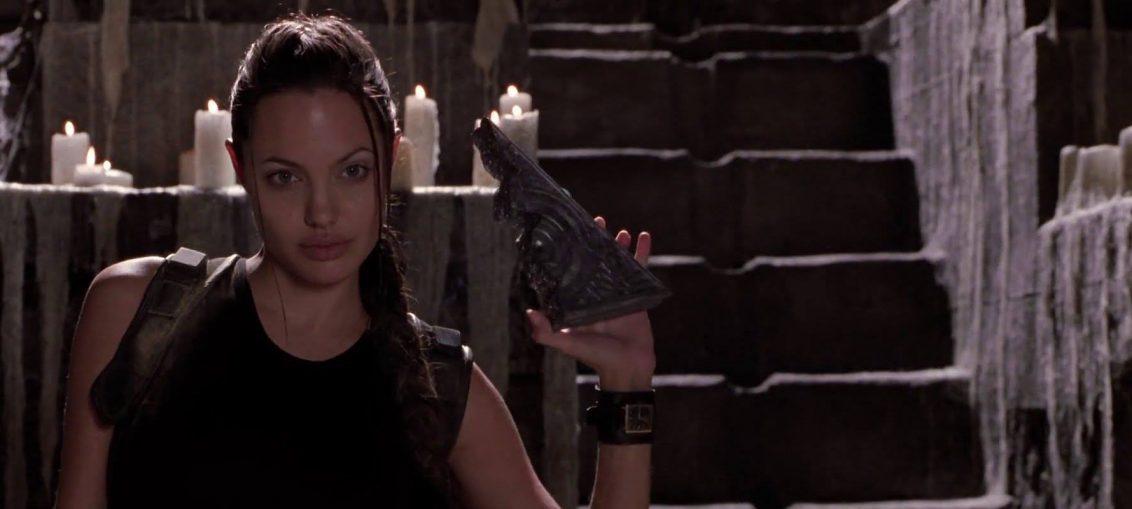 Lara Croft: Tomb Raider: legend is the star of the Cinemaço Play