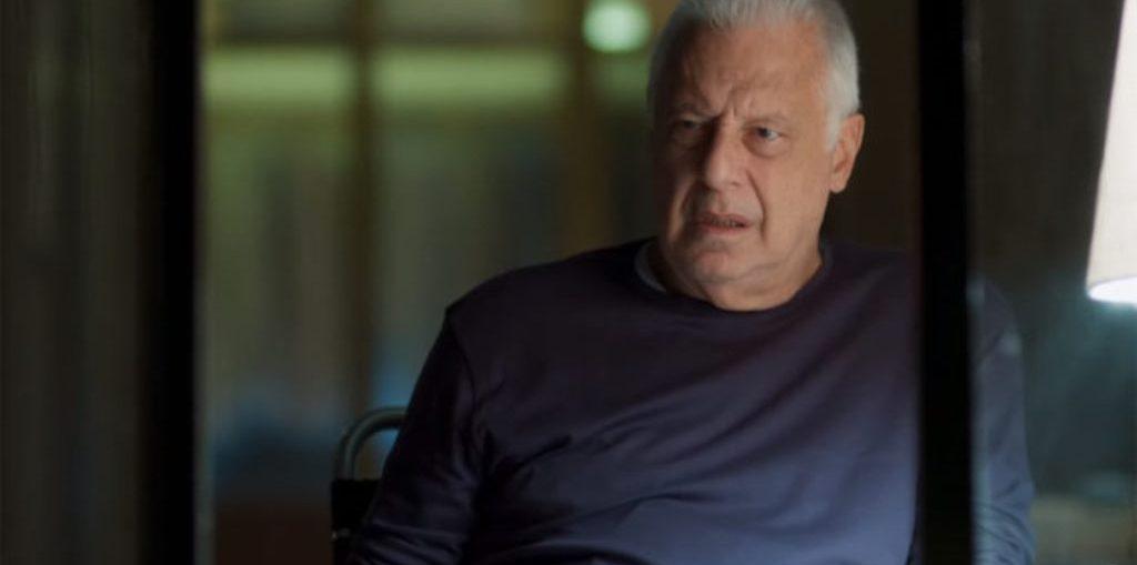 Alberto (Antônio Fagundes) em Bom Sucesso (Reprodução / TV Globo)