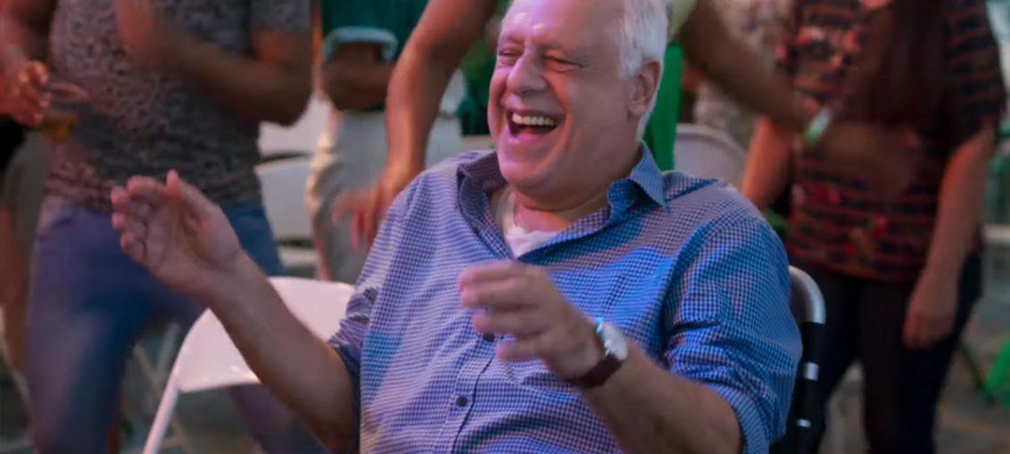 Alberto (Antonio Fagundes) em Bom Sucesso (Reprodução / TV Globo)