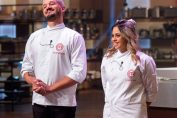 Lorena e Rodrigo disputam a final do MasterChef Brasil