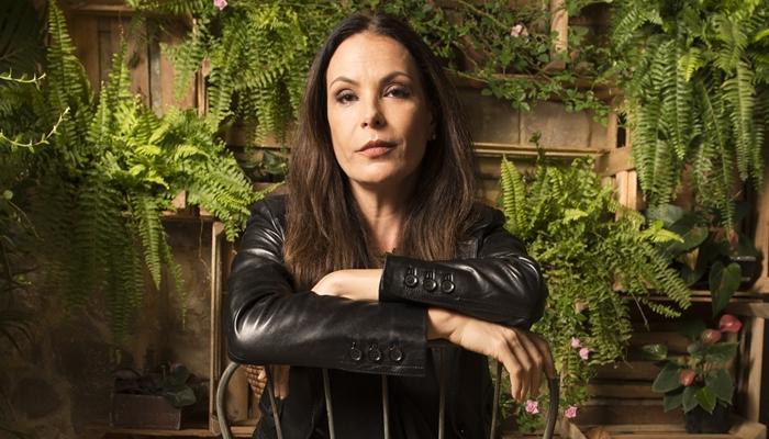 A atriz Carolina Ferraz (Reprodução)
