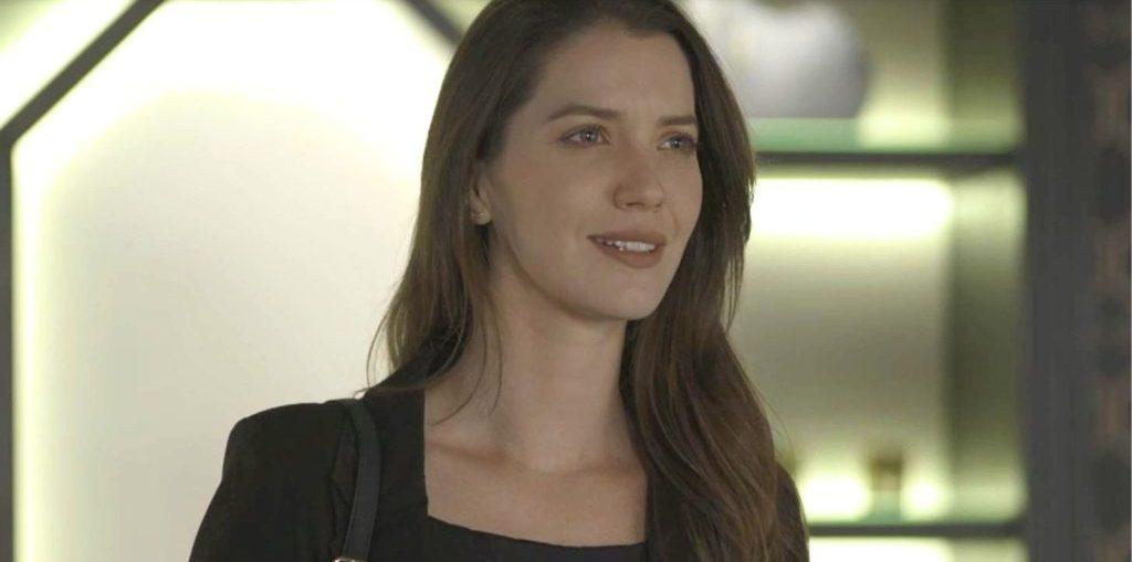 Fabiana (Nathália Dill) em A Dona do Pedaço (Divulgação / TV Globo)