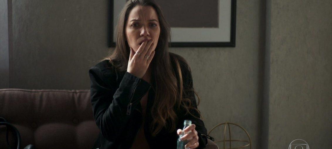 Fabiana (Nathalia Dill) em A Dona do Pedaço (Reprodução / TV Globo)