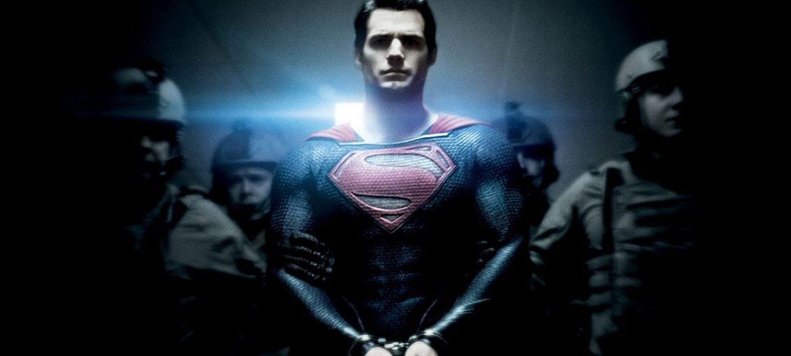 The Man of Steel, is the star of the blockbuster hits of the World (Release)