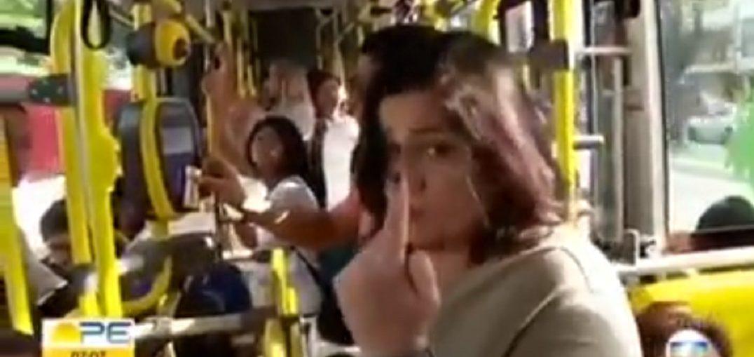 Sem Crédito No Cartão Repórter Da Globo Não Consegue