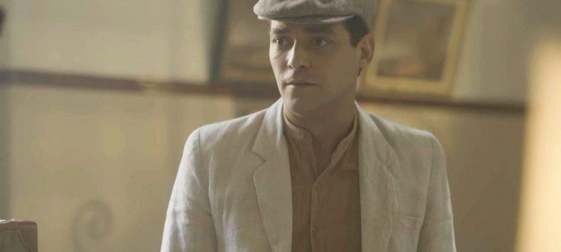 Zeca (Eduardo Sterblitch) em Éramos Seis (Divulgação / TV Globo)