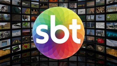 Logomarca do SBT (Reprodução/SBT)