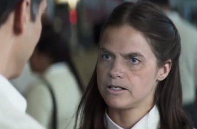 Bolsonaro virou Josiane de A Dona do Pedaço em montagem (Reprodução)