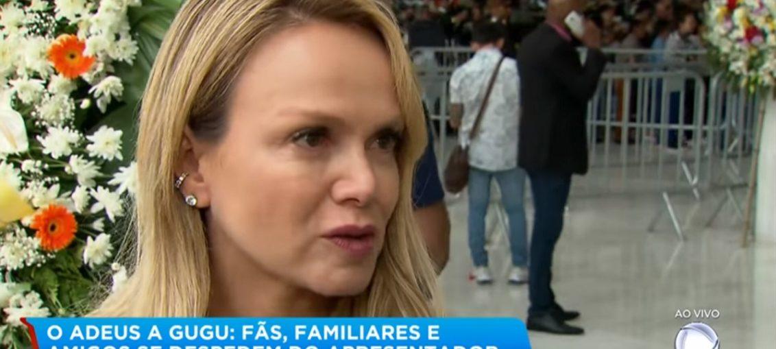Eliana concedeu entrevista à Record (Reprodução/YouTube)